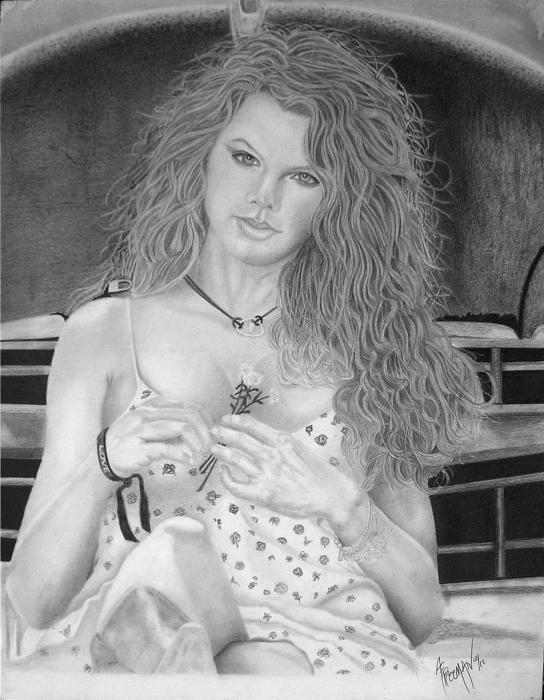 Taylor Swift par Mongrel714